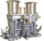 Weber Carburetor model 44IDF click to enlarge