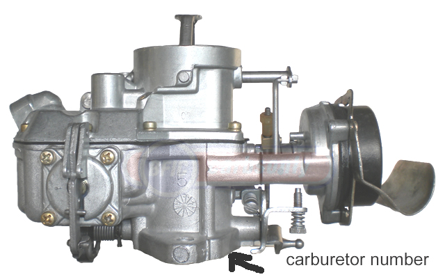 Motorcarft Carburetor Click to enlarge